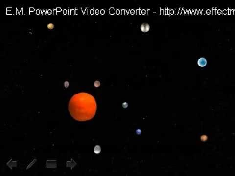 Solar System formation /  SOLAR FORMATION  .mp4