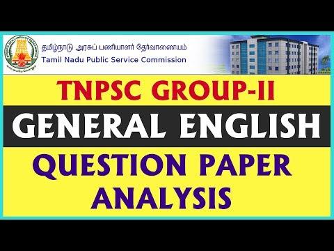 TNPSC Group 2 Answer Key 2018 | TNPSC Group 2 Answer Key