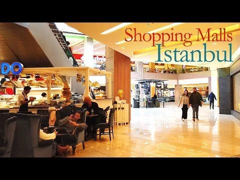 Shopping Malls In Istanbul 2019: TEPE NAUTILUS AVM Kadıköy