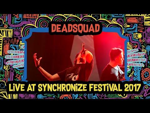 Deadsquad Live at SynchronizeFest - 7 Oktober 2017