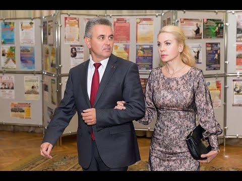 Президент с супругой посетили юбилейный концерт Государственного симфонического оркестра ПМР