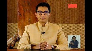 Mivantana tao amin'ny TVN : Tafan'ny Filoham-pirenena Andry Rajoelina ho an'ny vahoaka malagasy