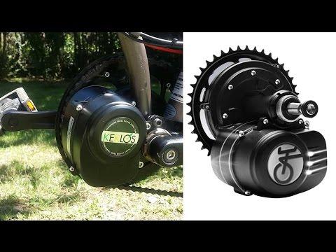 Montaggio E Installazione Motore Tongsheng Tsdz2 Per Bicicletta Elettrica A Pedalata Assistita