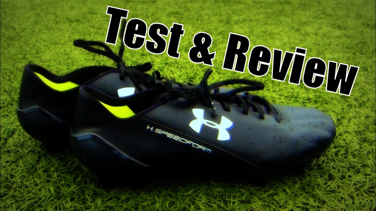 0a1a7a5c9f9f Under Armour Speedform CRM | Test and Review Video - YouTube