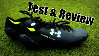 under armour speedform crm   test and review video