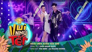 [Audio] Ngày Mùa Xuân Vừa Ghé - Thu Minh, Ali Hoàng Dương | Gala Nhạc Việt 13 (Official)