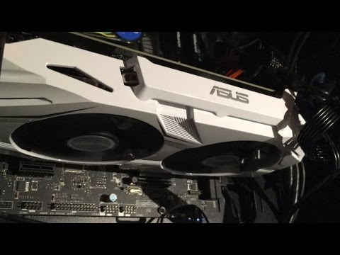 ASUS GeForce GTX 1060 6GB DUAL OC | Unboxing And Test | GTAV, Minecraft, COD | 2017