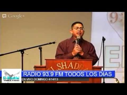 EL-SHADDAI TEMPLO DE ALABANZA ESTACION DE RADIO 93.9 FM