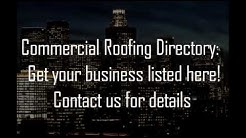 Commercial Roofing Raleigh | Commercial Roofing Contractors