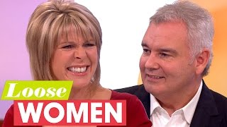 Eamonn Holmes Reveals Ruth's Spending Habits! | Loose Women