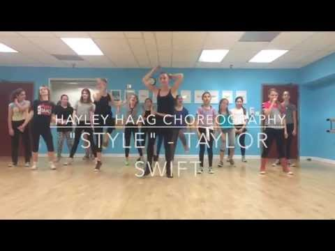 Style - Taylor Swift | Intermediate Hip Hop Choreography