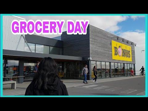 Grocery Shopping In Iceland   Bonus Grocery Store   Fam Vlog