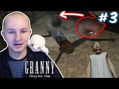 ПОЛНОЕ ПРОХОЖДЕНИЕ ГРЕННИ 2 (ПОБЕГ ЧЕРЕЗ ДВЕРИ)   GRANNY: CHAPTER TWO #3
