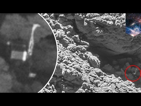 European Space Agency's Rosetta probe locates and photographs missing Philae lander - TomoNews