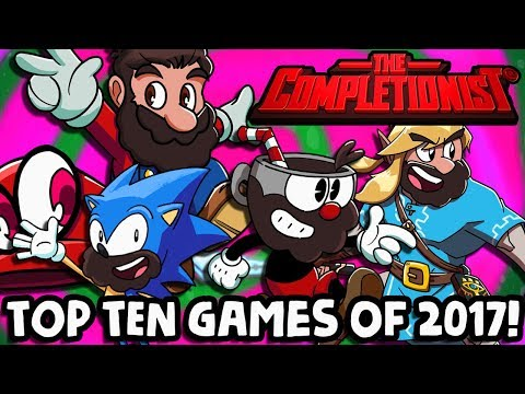 Top 10 Games of 2017