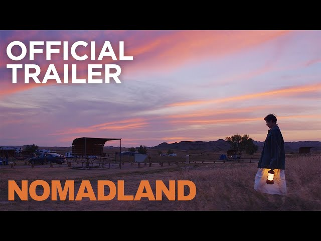 NOMADLAND | Official Trailer 2 | In Theaters and on Hulu February 19