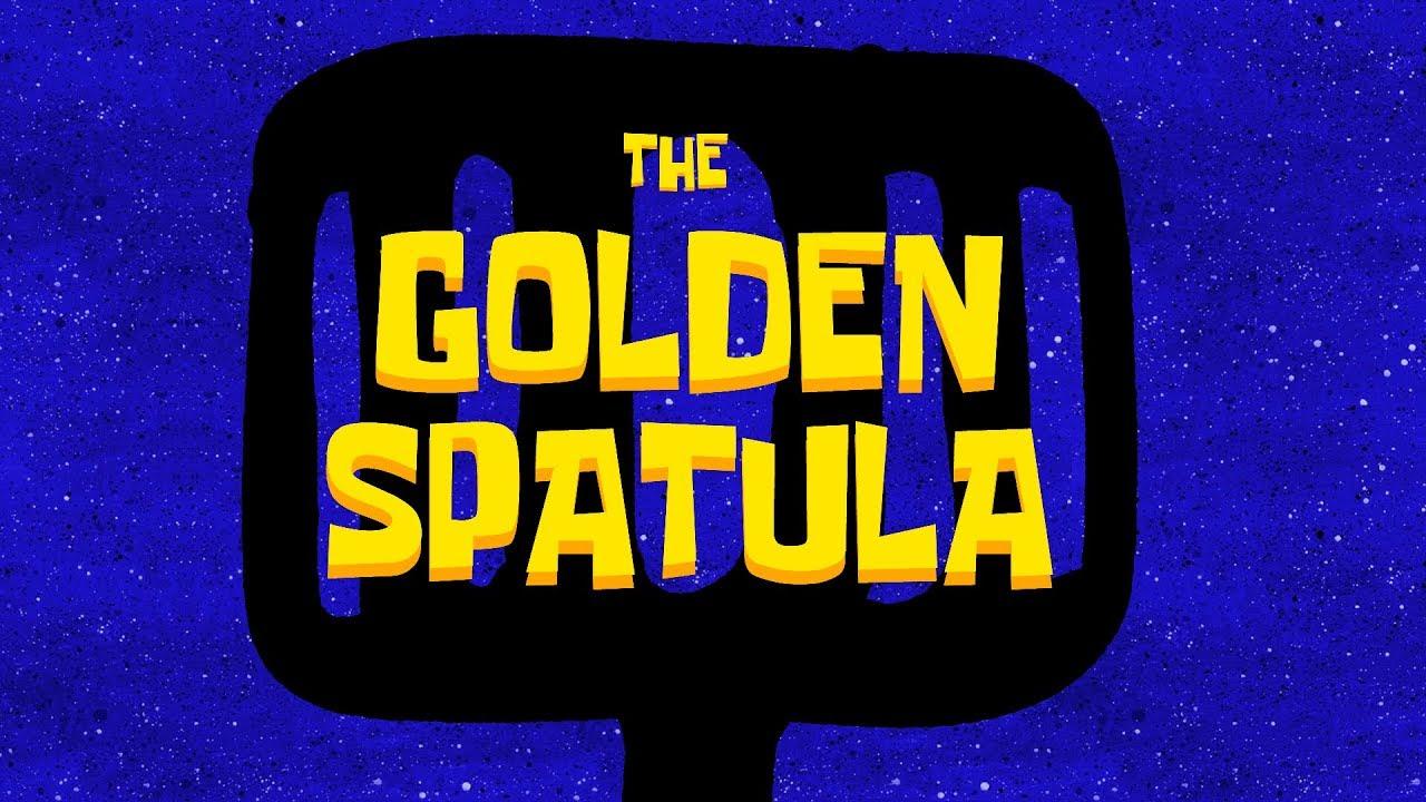spongebob title the golden spatula in 16 9 fan made youtube