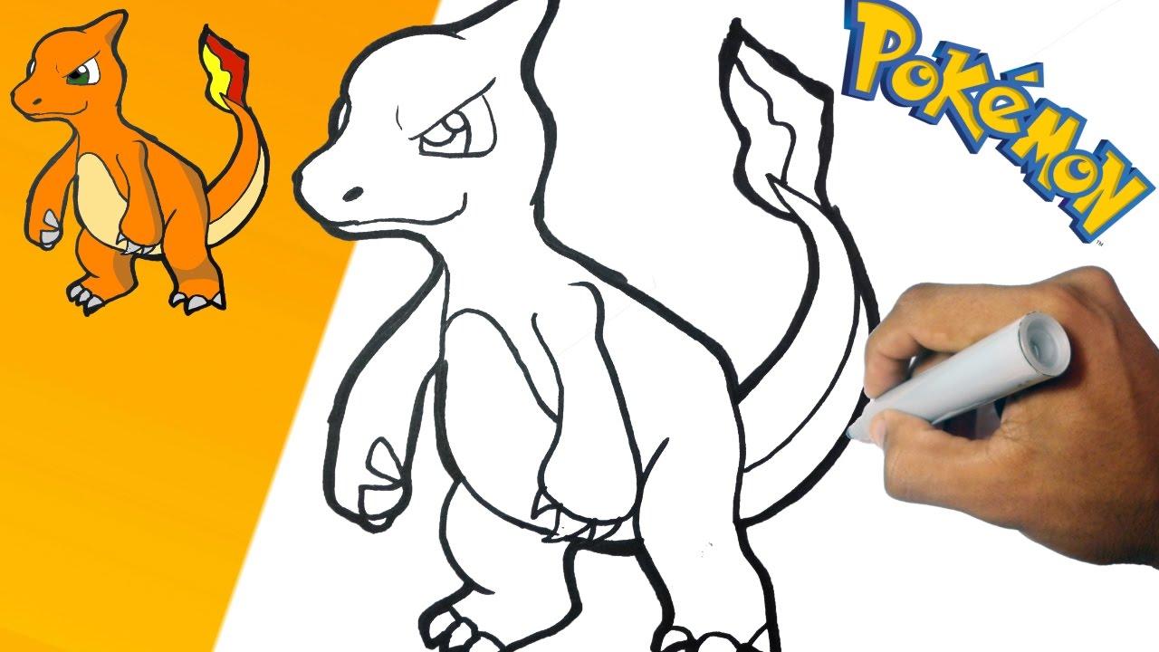 Pokemon Bulbasaur Para Colorear: Como Dibujar A Bulbasaur De Pokemon How To Draw