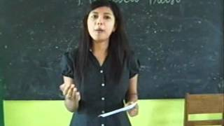 Pembelajaran Bahasa Indonesia Membaca Puisi PGSD 2009