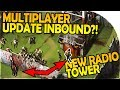 NEW RADIO TOWER + PVP MULTIPLAYER INBOUND- RED COUPONS HUNT- Last Day on Earth Survival Update 1.5.6