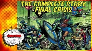 Final Crisis - The Complete Story