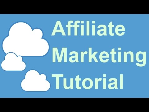 Affiliate Marketing Tutorial | Get Your TEARcloud Affiliate Link