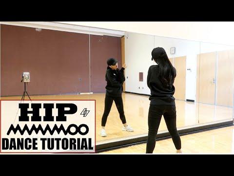 마마무(MAMAMOO) - HIP - Lisa Rhee Dance Tutorial