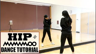 마마무(MAMAMOO) - HIP - Lisa Rhee Dance Tutorial