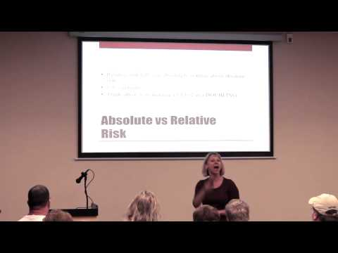 Dr. Sarah Hallberg: Low Carb Diets and Weight Loss pt 1