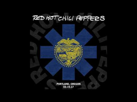 Red Hot Chili Peppers  Dark Necessities  Portland, OR  15032017