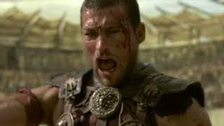 Я - спартак (момент из сериала Спартак: кровь и песок)