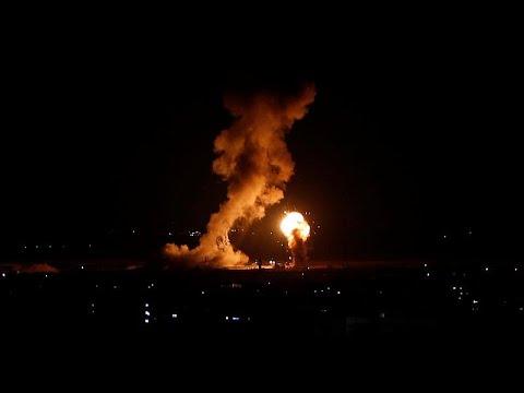 إصابة شخص إثر سقوط قذيفة مورتر من غزة على حافلة في إسرائيل والأخيرة ترد…  - نشر قبل 5 ساعة