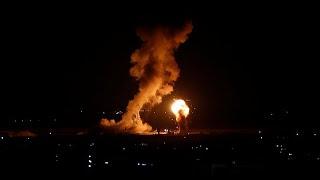 إصابة شخص إثر سقوط قذيفة مورتر من غزة على حافلة في إسرائيل والأخيرة ترد…