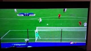 Golaaazzooo! Mexico vs Inglaterra Mundial Femenino