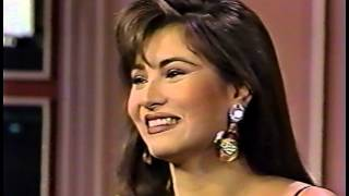 myriam hernandez entrevista completa en noche de gigante