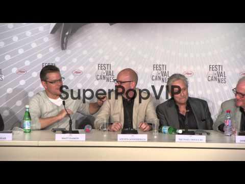 INTERVIEW - Steven Soderbergh on nudity in his film, Matt...