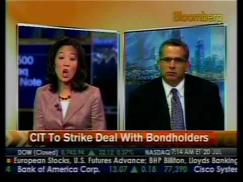 In-Depth Look - CIT To Strike Deal With Bondholders - Bloomberg