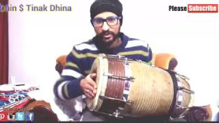 Learn Dholak Online |Fast Kherwa (Fillers&Variations) |Dholak Lessons For Beginners(Recreated)