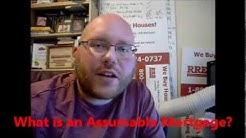 Q&A Sat - What is an Assumable Mortgage?