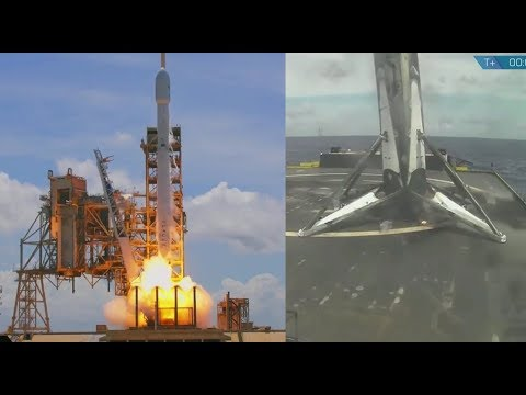 SpaceX to launch 'flight-proven' rocket