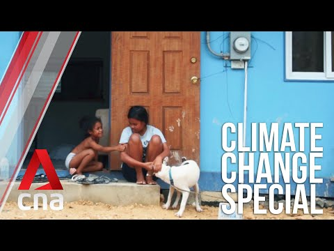 Diving Paradise Palau: Communities In Peril | Climate Change Special