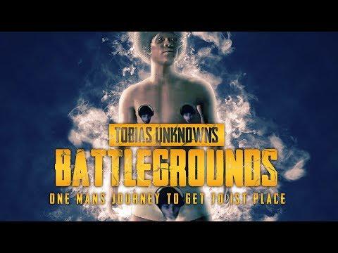 Tobias Unknown Battlegrounds : One Man's Journey to Get #1