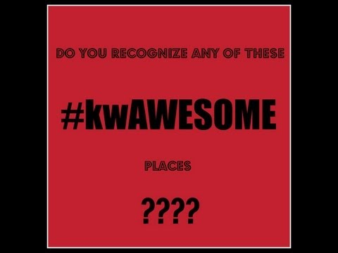 Kitchener Waterloo Places #kwawesome LIVE IN THIS CITY