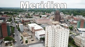 Drone Meridian, Mississippi