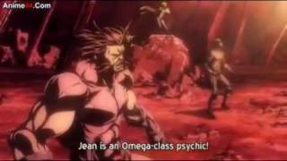 Anime X-Men Episode 1