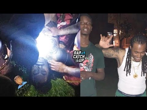Chicago Rapper MUBU Krump Shot + Killed in Chicago