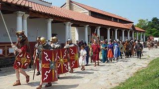 Carnuntum - A Gladiátorok Elveszett Városa - [ Dokumentumfilm 2021 ]