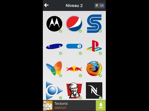 [Soluce complète] Logos Quiz - Devinez les plus célèbres Niveau 2