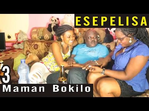 Maman Bokilo 3 Nouveau Theatre Congolais 2017 Modero, Doudou Soupou, Viya, Mayo Nouveauté #Esepelisa