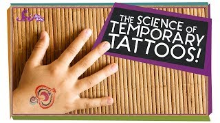 How Do Temporary Tattoos Work?